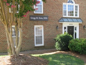 dentist office - north raleigh dentist